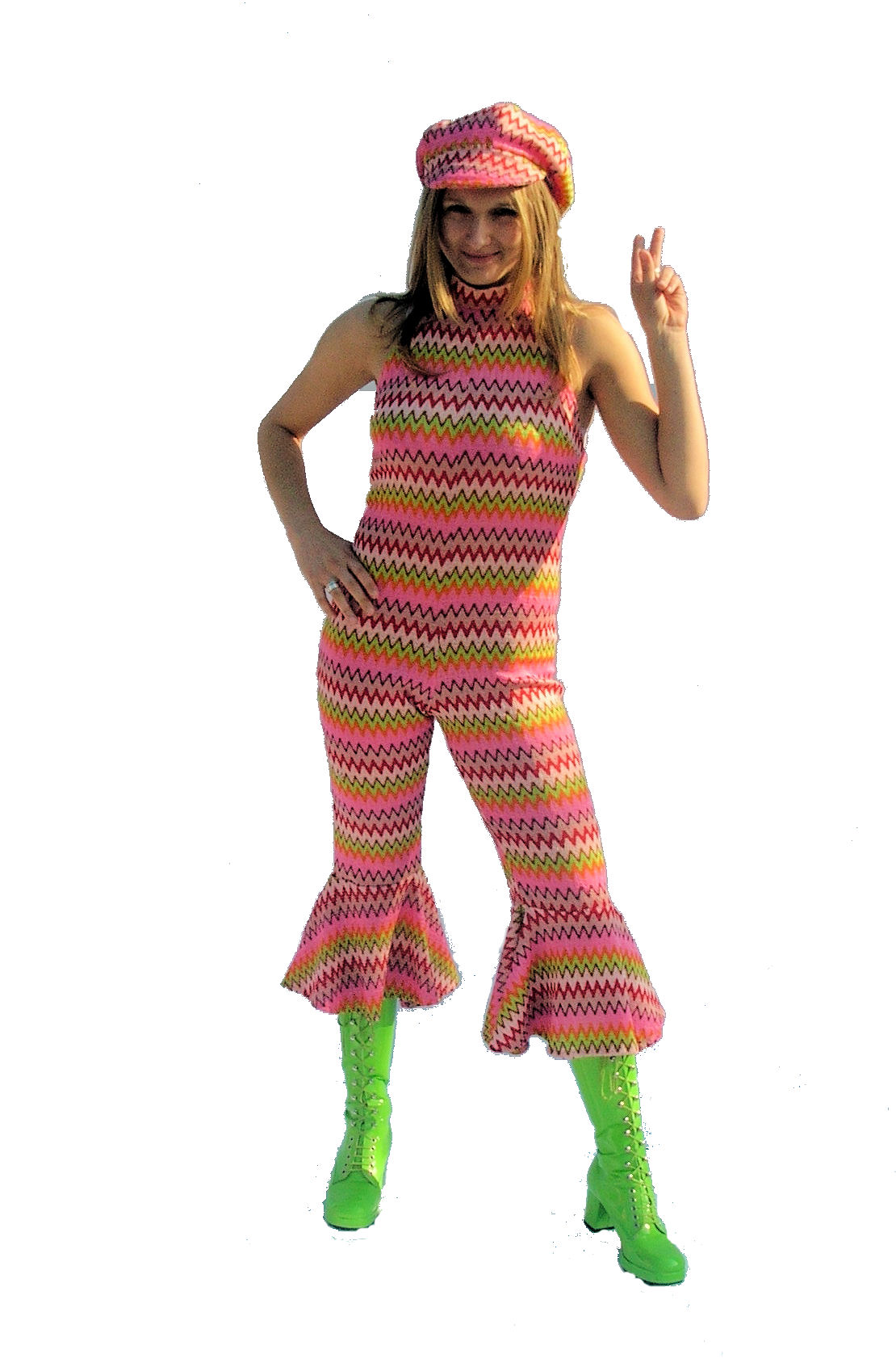 Abba-Knitted-cat-suit-(three-quarter-length)-8-12