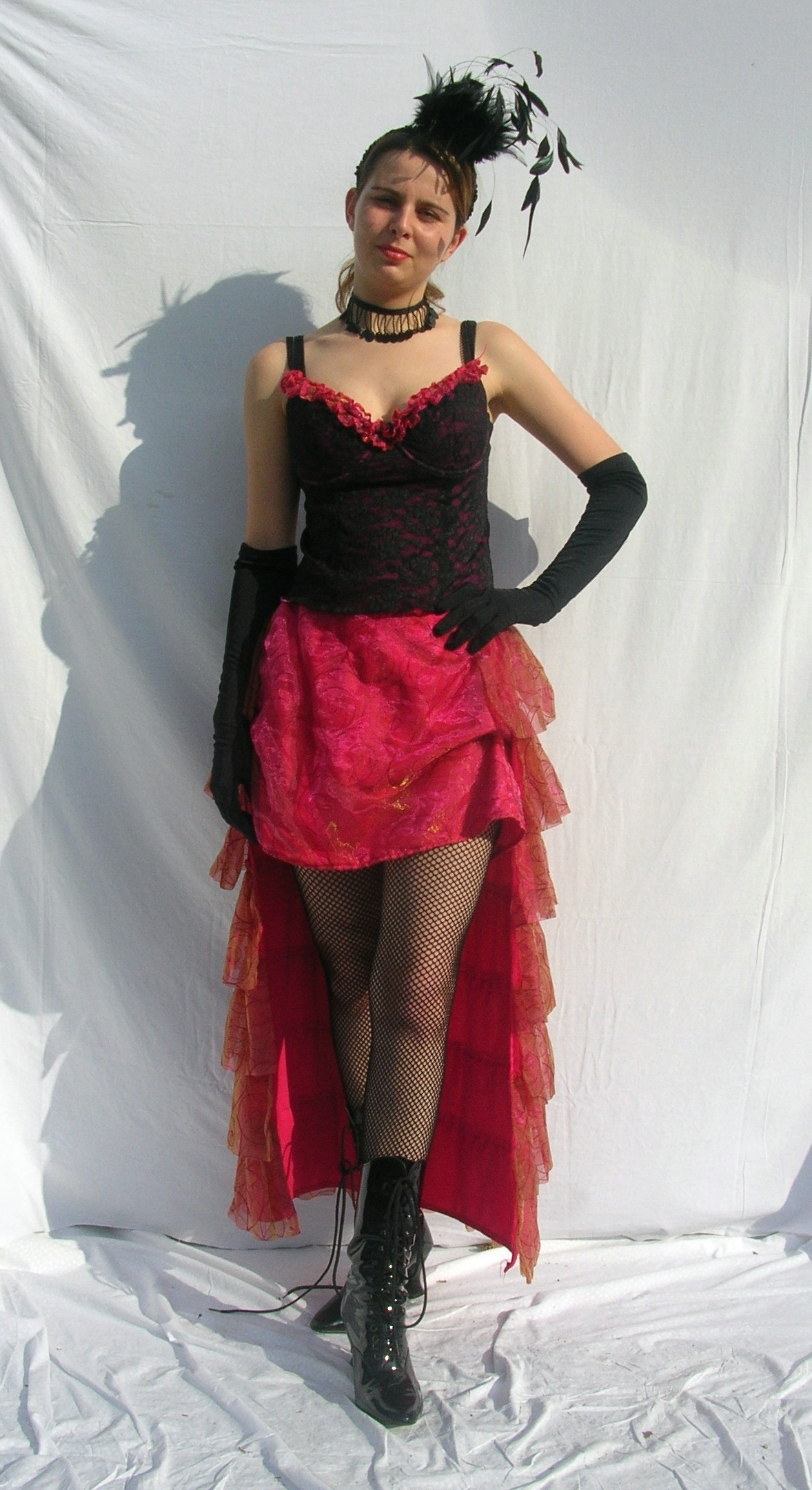 Miss-Kitty-Pink-and-Black-Saloon-girl