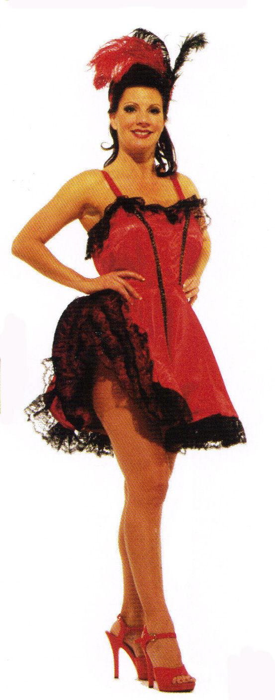Short-Saloon-Girl-Dress