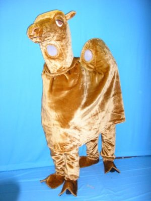 Deluxe 2 Person Camel Costume