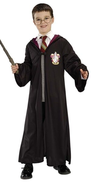 Harry Potter Kids Costume Set, Wizard Fancy Dress