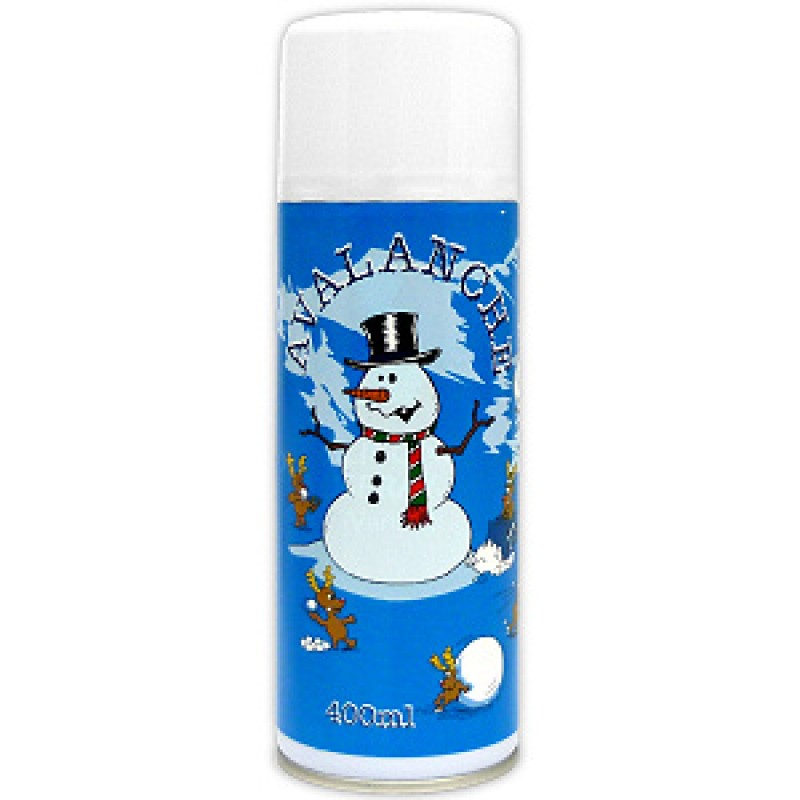 snow-spray