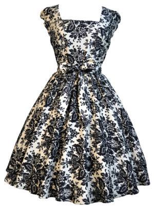 damask_50s_dress
