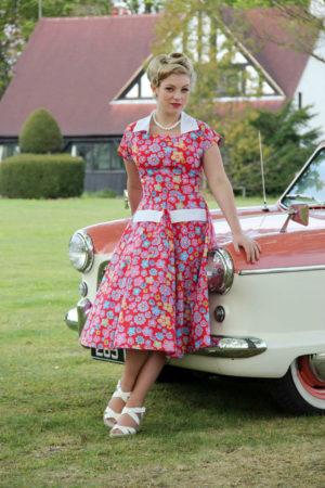 40s_dress_floral