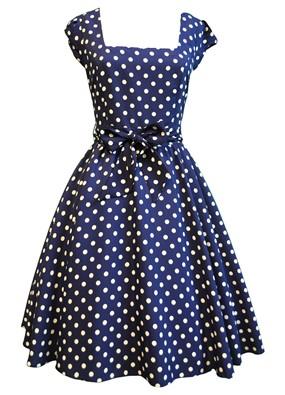 Navy_White_Polka_dot_50s_dress