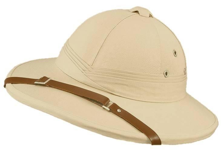 1f8c9ab9543 Pith Helmet