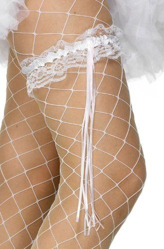 White_lace_garter
