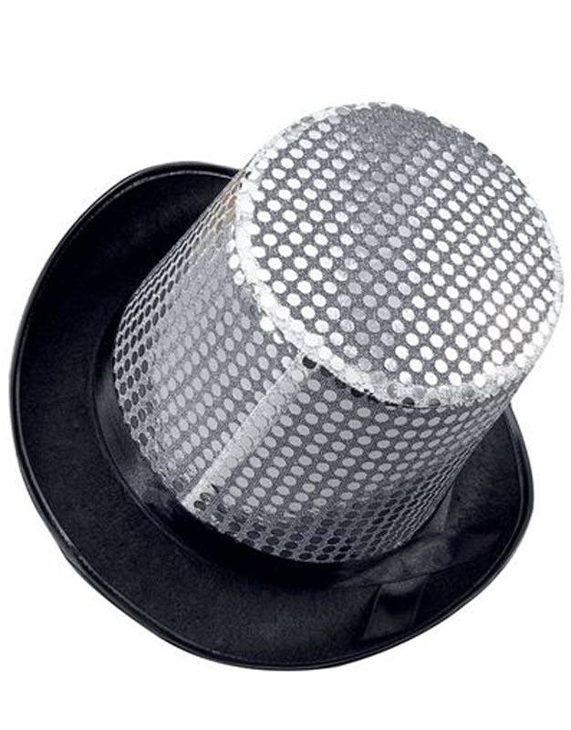 Silver_sequin_top_hat