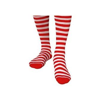 Striped_Clown_socks