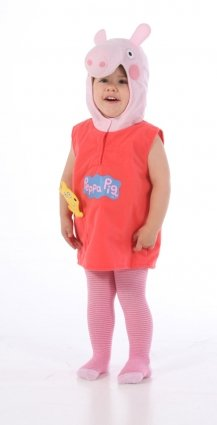 Childs Peppa Pig Costume, World Book Day Costume