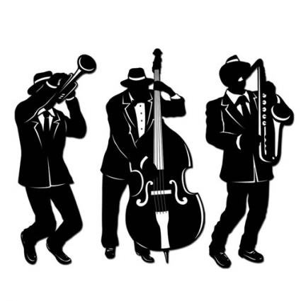 Jazz_Trio_Silhouette_20s_party_decoartions