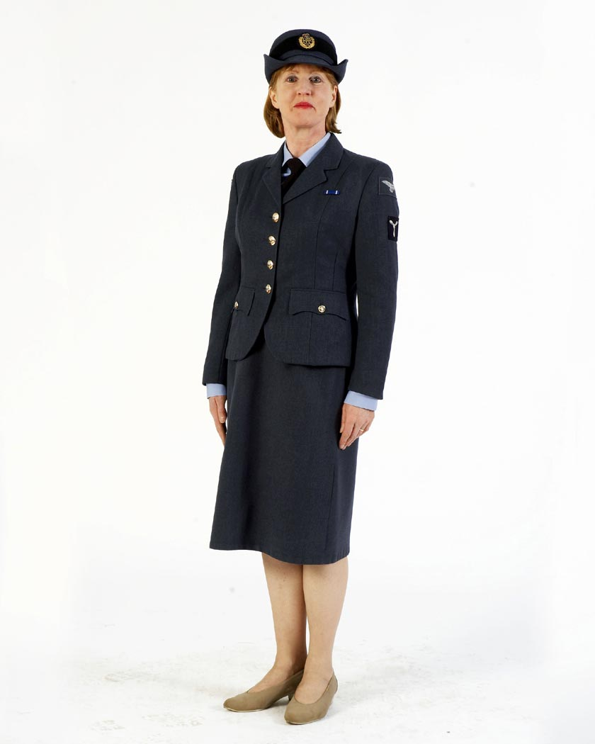 WRAF Uniform costume