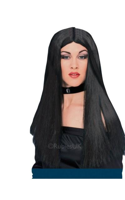 black_witch_wig