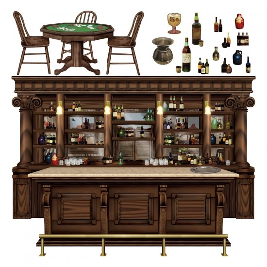Saloon_bar_Decorations_Scene_Setters