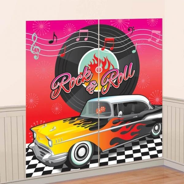 50s_Classic_Car_Decoration_Scene_Setter