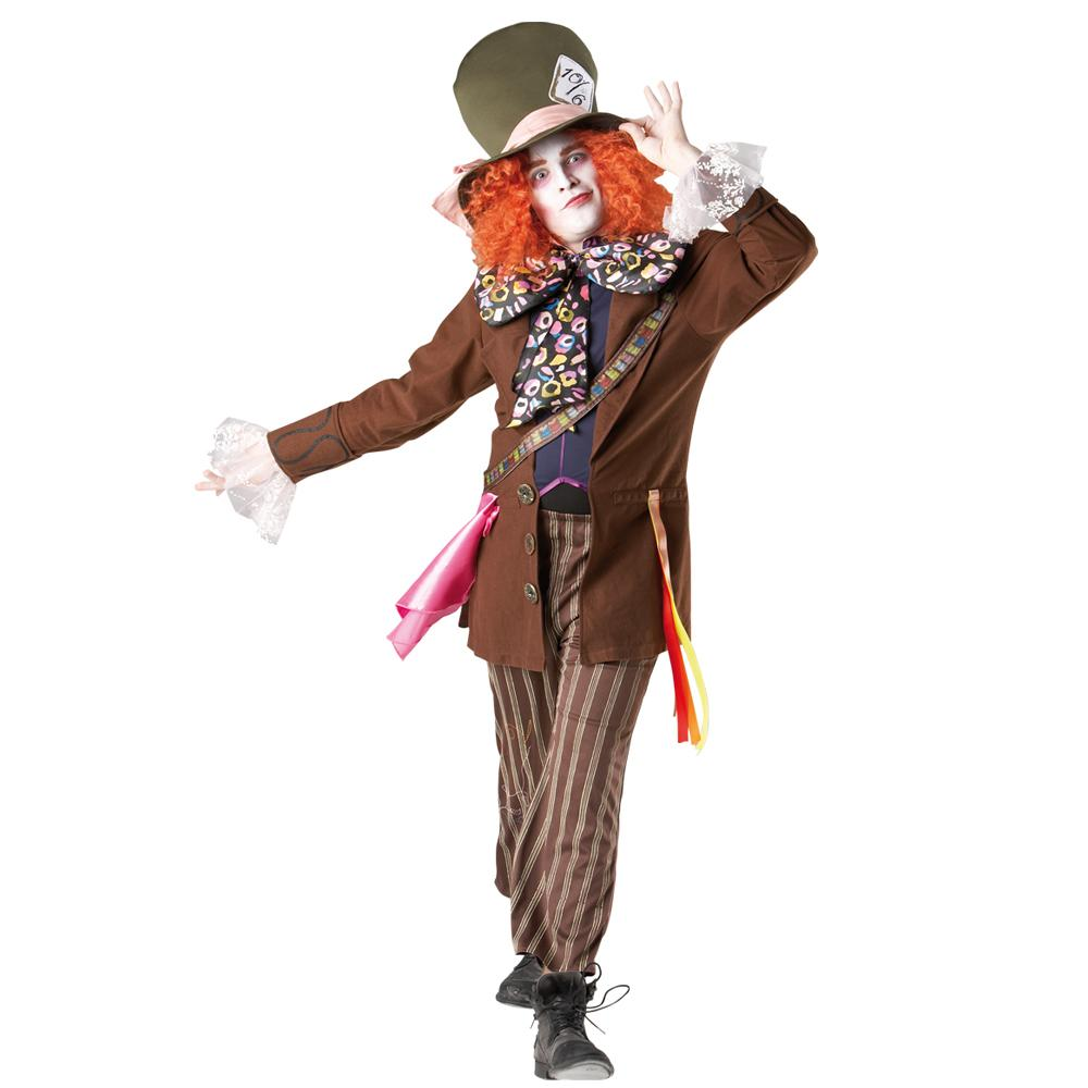 Mad Hatter Fancy Dress Costume, Disney Fancy Dress