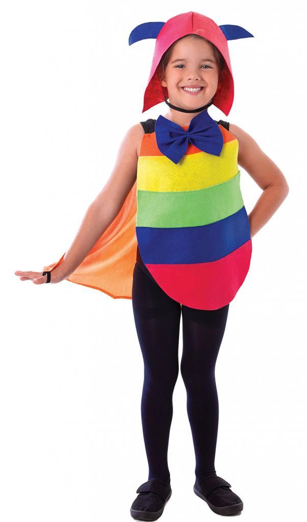 child_caterpillar_Costume