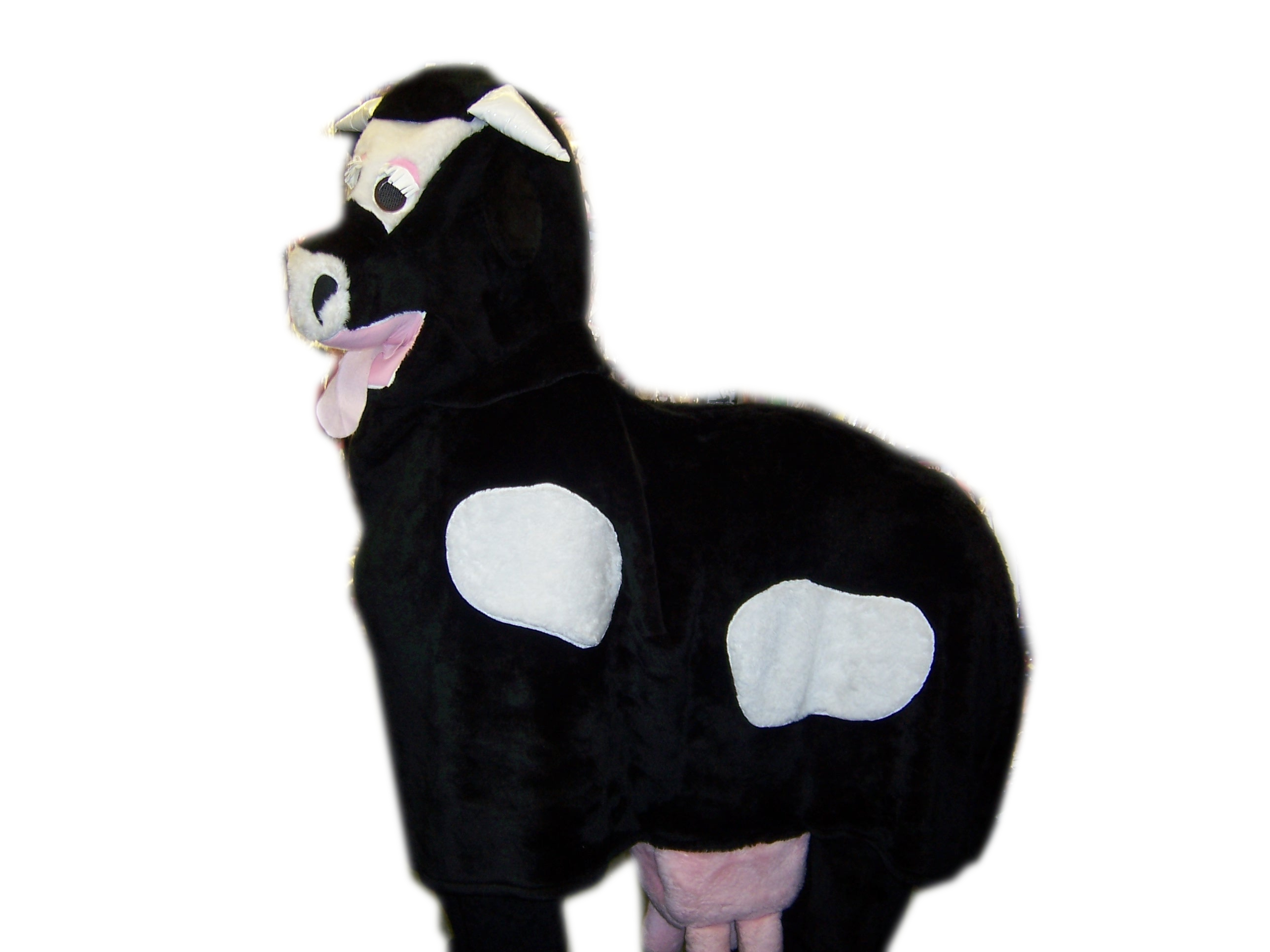 Two_Person_Cow_Costume_Black_&_White
