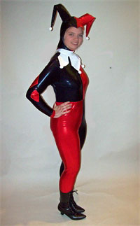 female_villain_costumes_ Harley_Quinn_fancy_dress