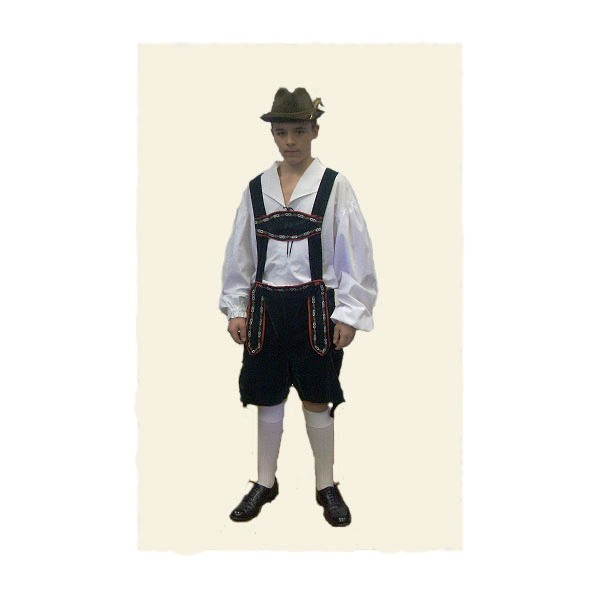Lederhosen_Costume