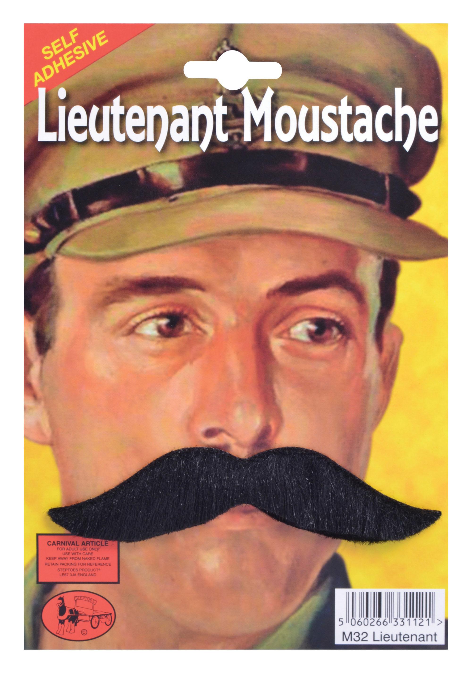 Lieutenant_Moustache_Military_moustache