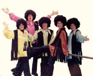 70s Jackson 5 Costumes Groovy Group Fancy Dress