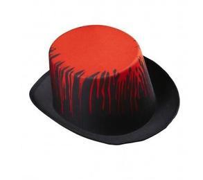 Black_Top_Hat_With_Red_Blood_Dripping