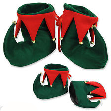 Red_Green_Elf_boots_with_bells