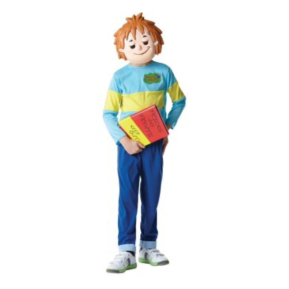 Kids Horrid Henry Costume Boys World Book Day Costume