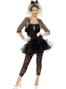 ladies 80s wild child costume