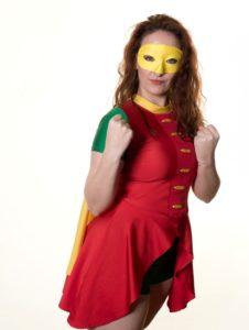 Robin Costume Girl
