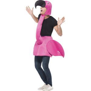 flamingo costume