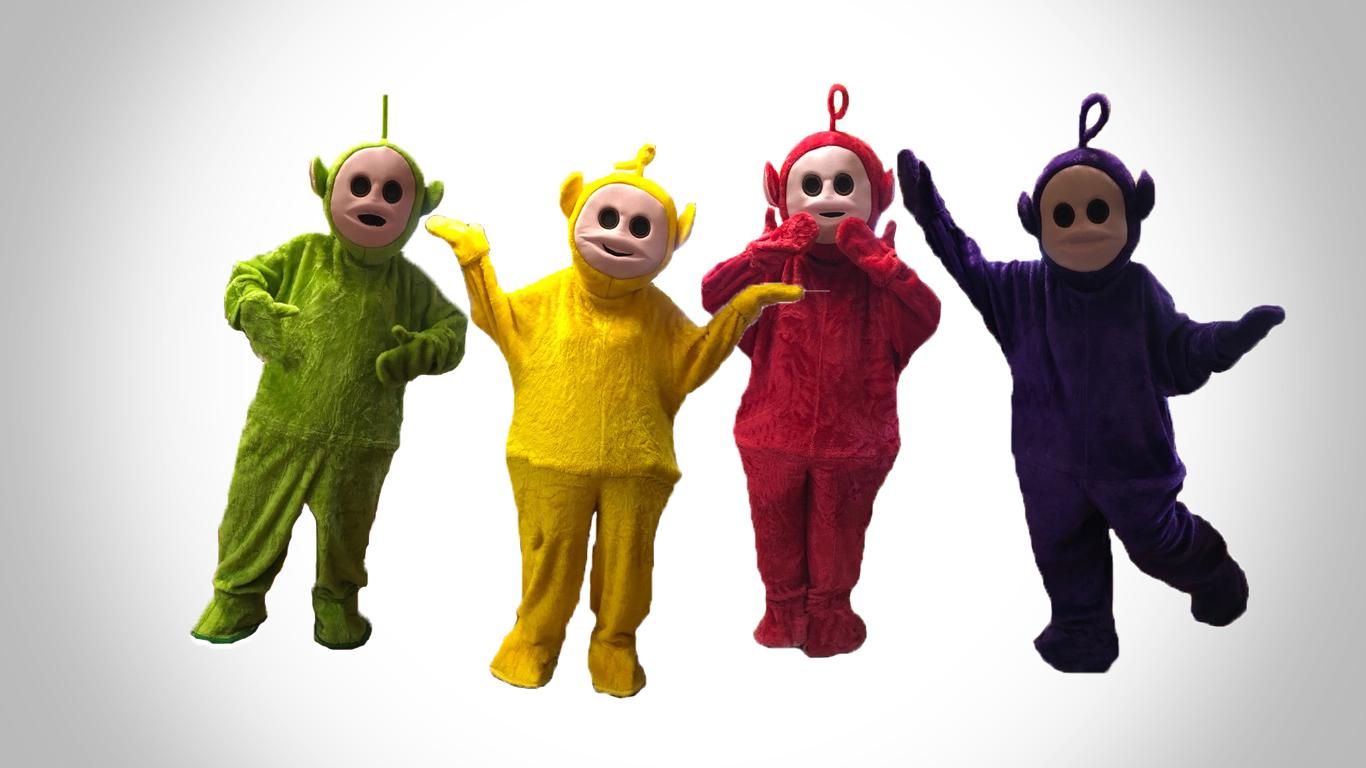 TV Babies Costumes