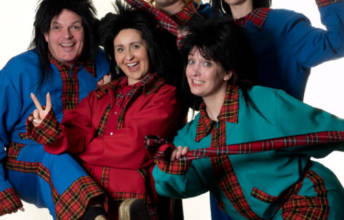 Bay City Rollers Costumes