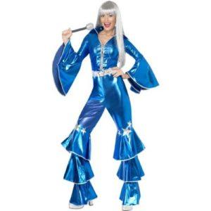 Dancing Queen Abba Costumes Blue