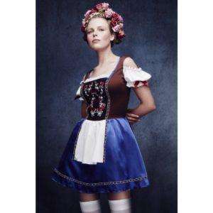 Oktoberfest Costume Sexy Dirndl Dress