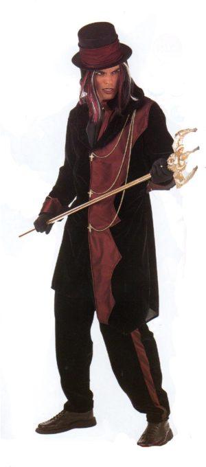 Count Dracula Vampire Costume