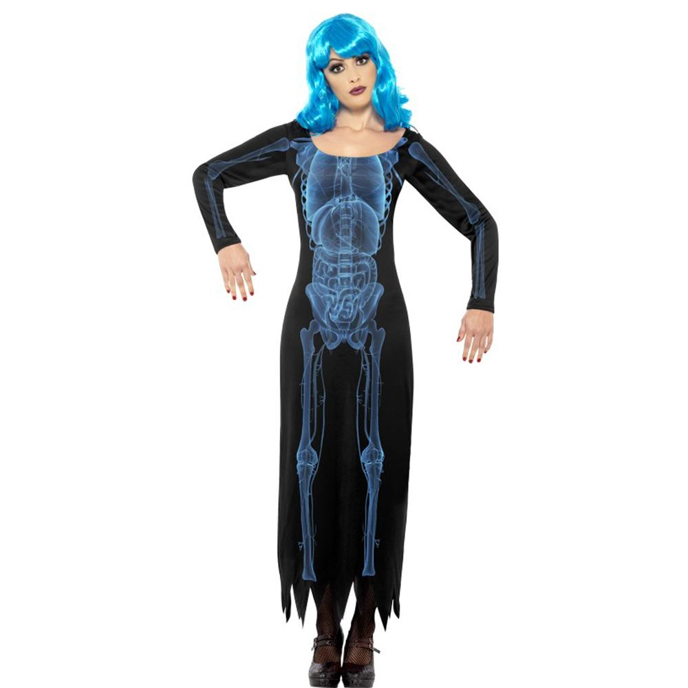 Halloween X-Ray Dress