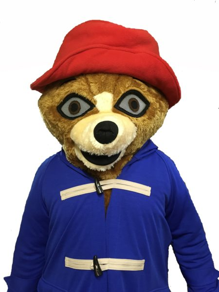 Not Paddington Bear Costume