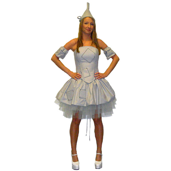 About our hire  sc 1 st  Mad Hatter Fancy Dress & Tin Man Costume Girl -
