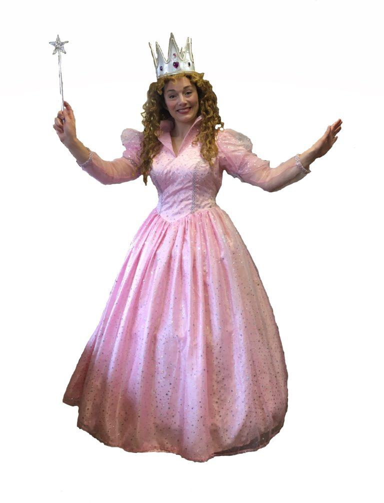 Adult Fairy Godmother Glinda Costume