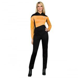 Star Trek The Next Generation Ladies Jumpsuit TNG Uniform