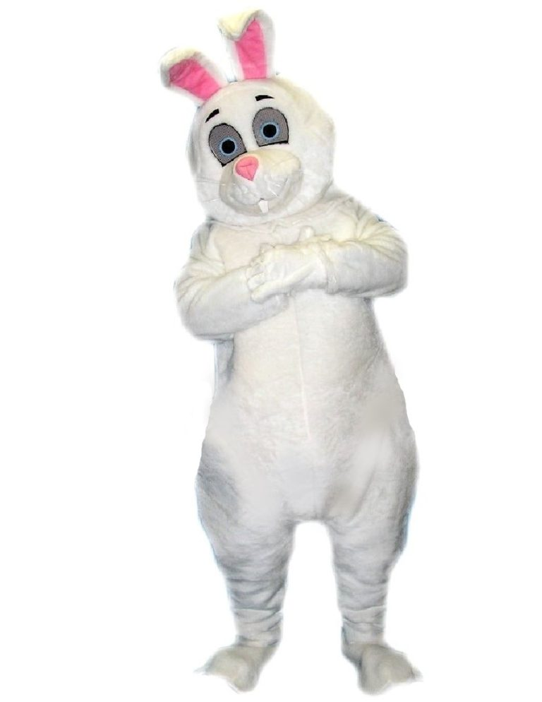 Hire White Easter Bunny Rabbit Costume
