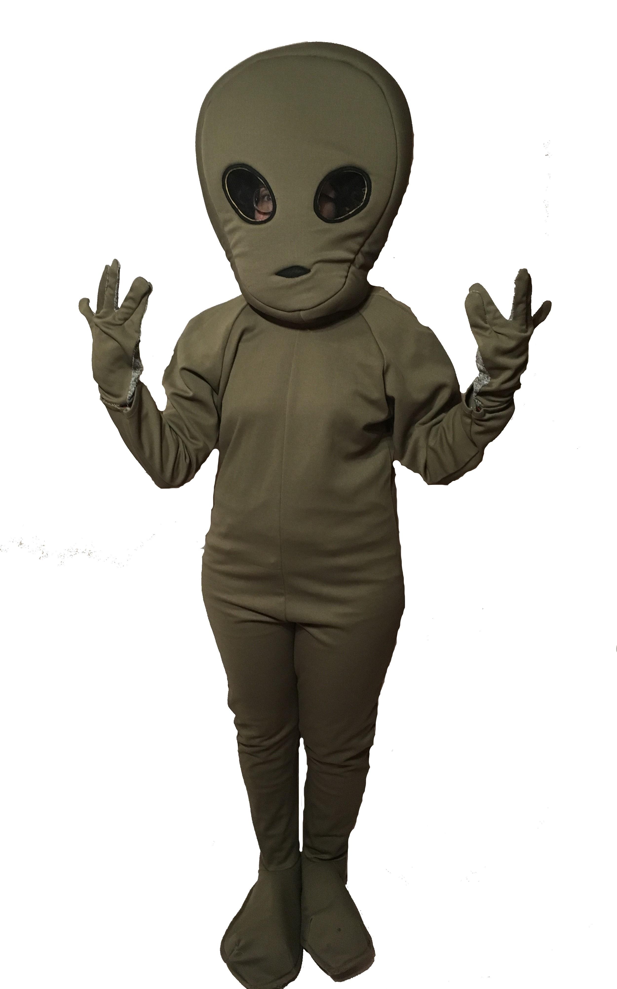 Hire Alien Costume