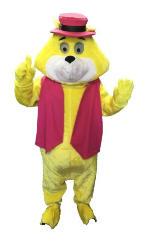 Adult Boss Cat Costume Top Cartoon Fancy Dress