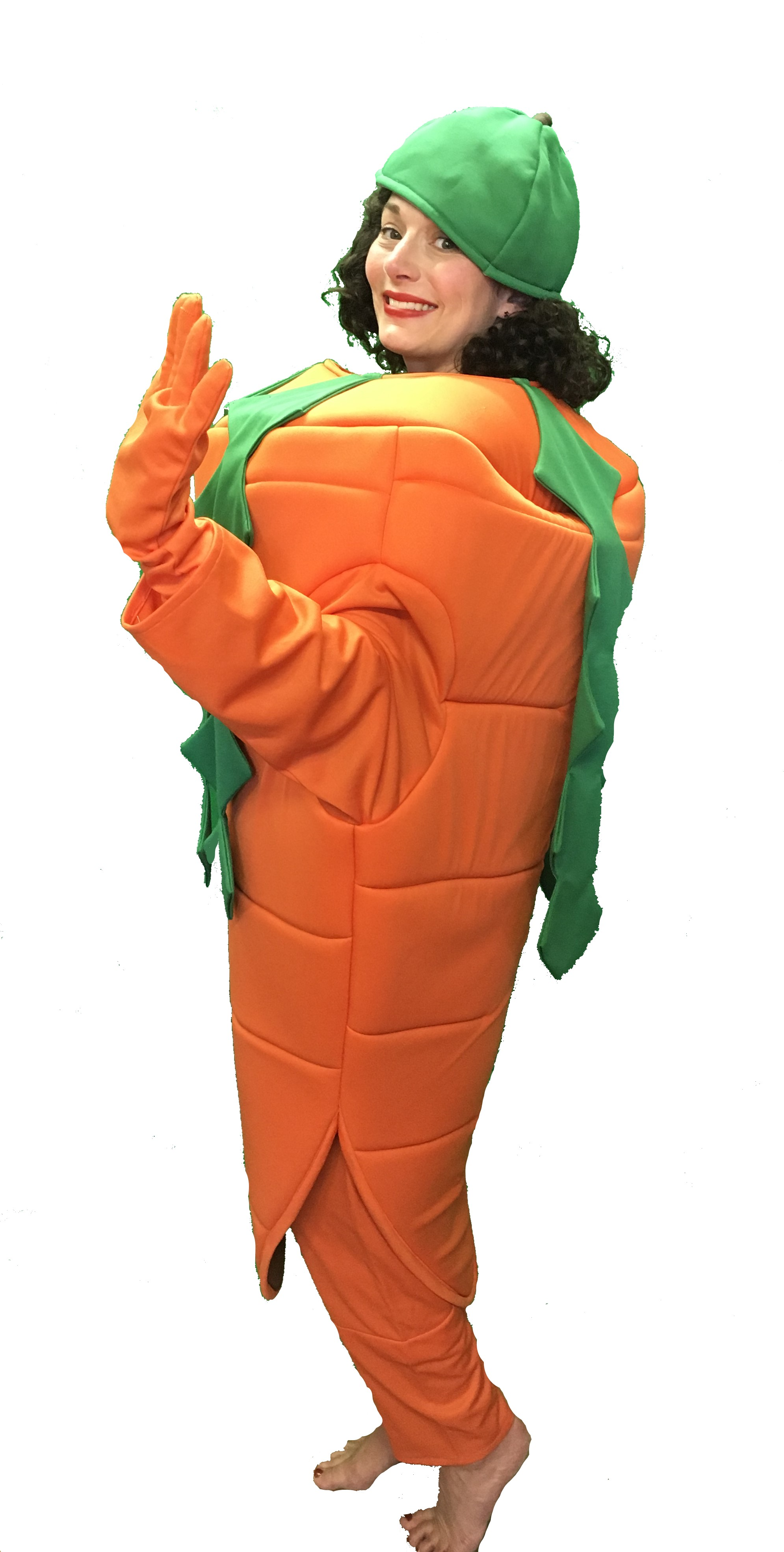 Carrot Fancy Dress costume