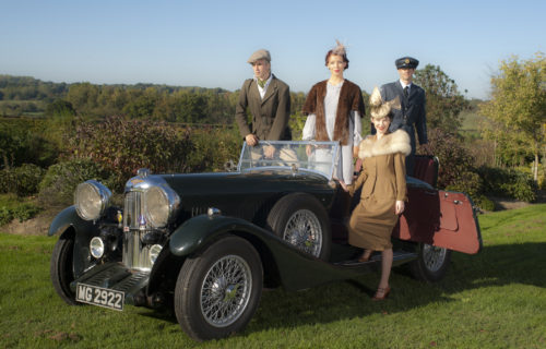 Goodwood Revival Clothing