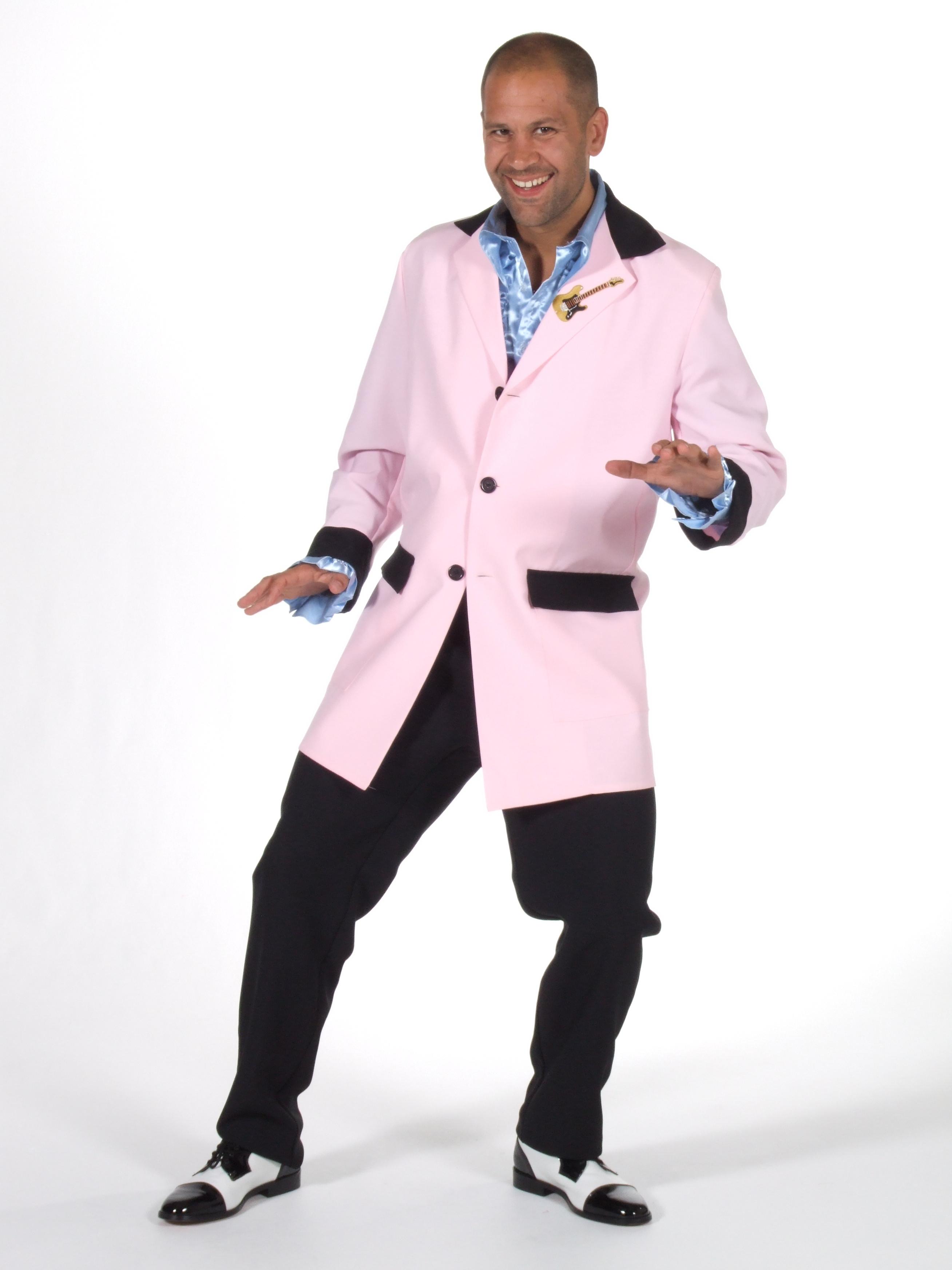 Pink Teddy Boy Jacket