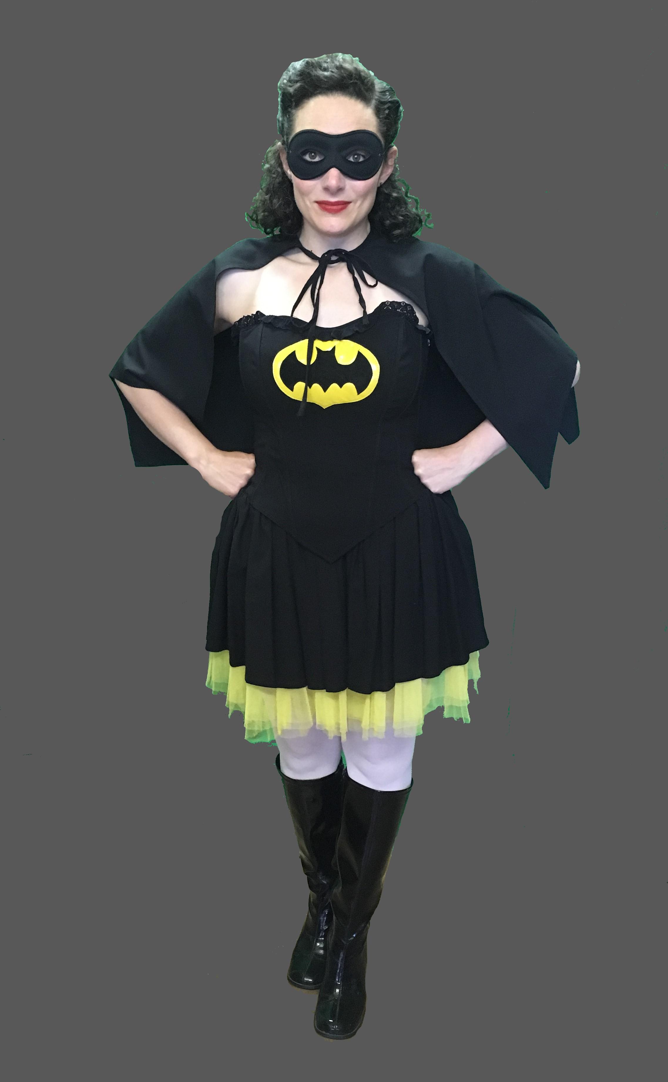 Batwoman Fancy Dress