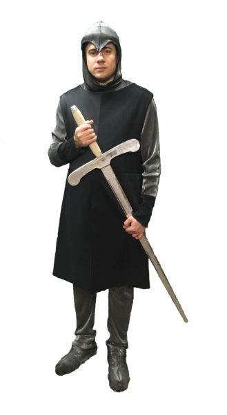 Black Knight Fancy Dress